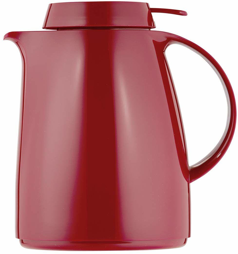 Helios Servitherm termos z tworzywa sztucznego, czerwony, 0,3 litra