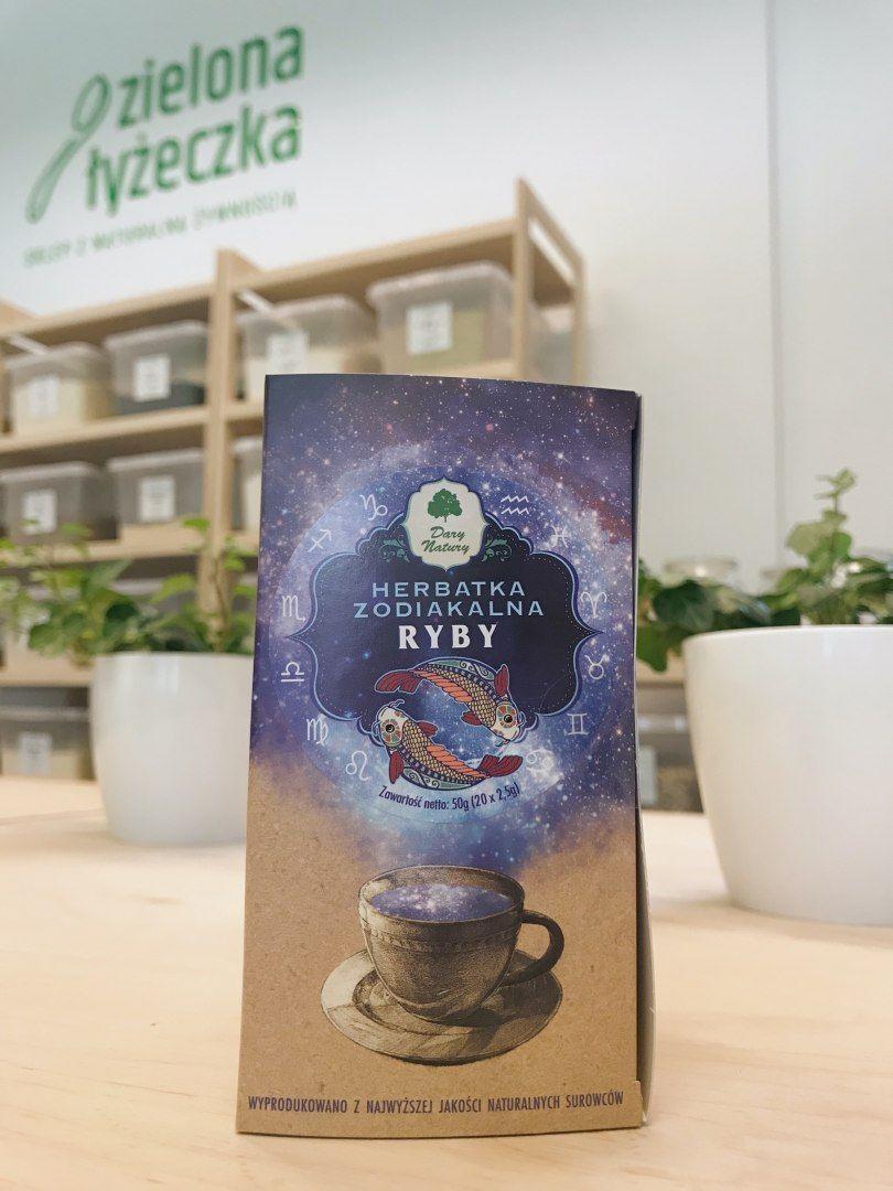 Herbatka zodiakalna RYBY