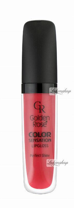Golden Rose - COLOR SENSATION LIPGLOSS - Błyszczyk do ust - 118