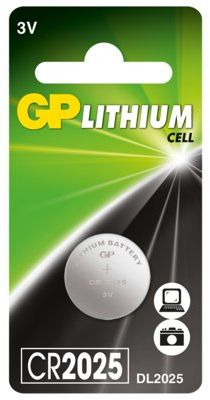 Bateria guzikowa GP CR2025-U1. > DARMOWA DOSTAWA ODBIÓR W 29 MIN DOGODNE RATY