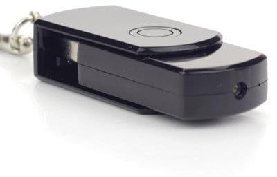 Najmniejsza kamera szpiegowska - Pendrive VIP-1280