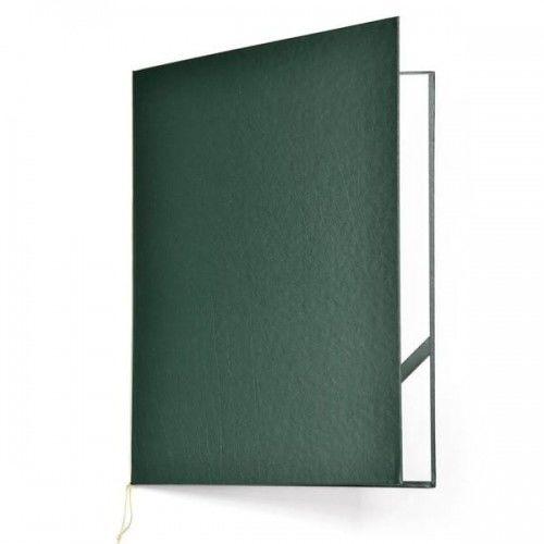 Okładka do dyplomów standard zielona ARGO 1 sztuka /220114/