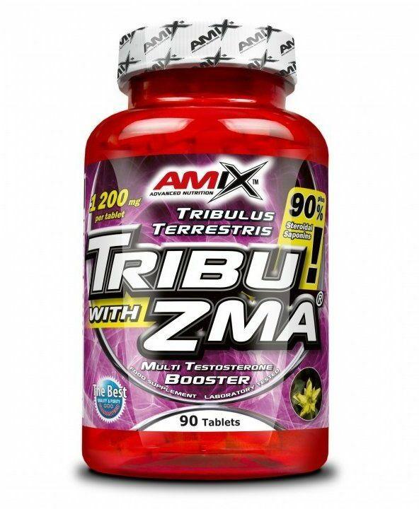 Amix Tribu ZMA 90 tab bez smaku