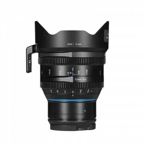 Irix Cine 11mm T4.3 do Canon RF Imperial