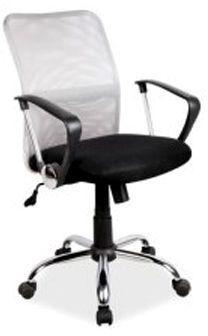 Fotel biurowy Q-078 szary  Kupuj w Sprawdzonych sklepach