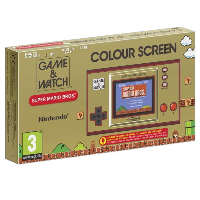 Konsola Game & Watch: Super Mario Bros.