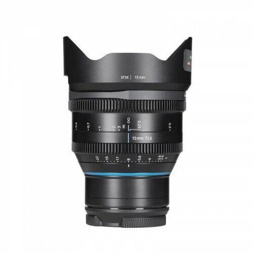 Irix Cine 15mm T2.6 do Canon RF Metric