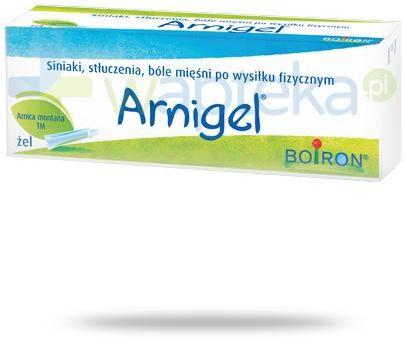 Boiron Arnigel 70 mg/g żel na siniaki i stłuczenia 45 g