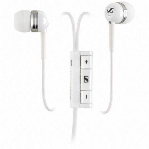 Sennheiser MM 70i białe, słuchawki douszne