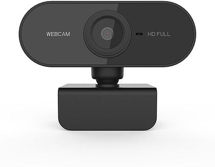 Kamera Internetowa POWERTON PWCAM2 Webkamera FHD 1080p