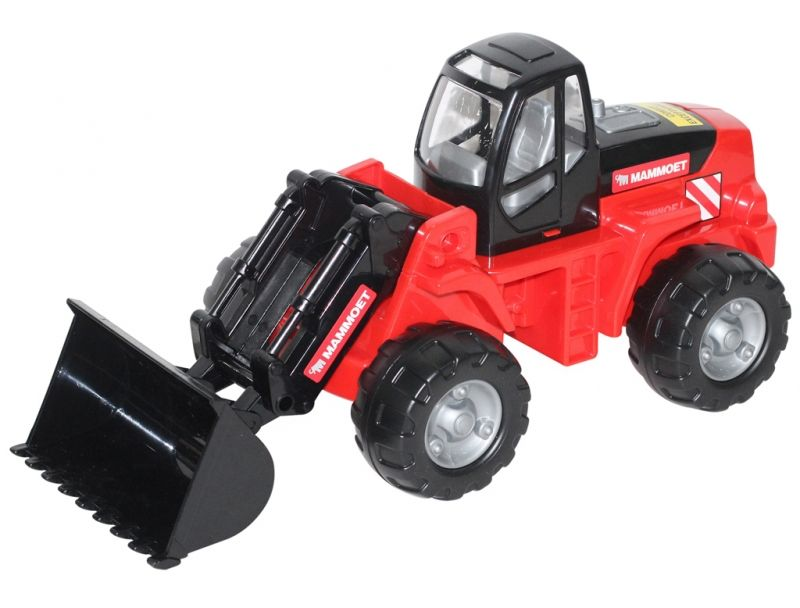 Wader QT MAMMOET Ładowarka Koparka traktor do piasku 49 cm LK