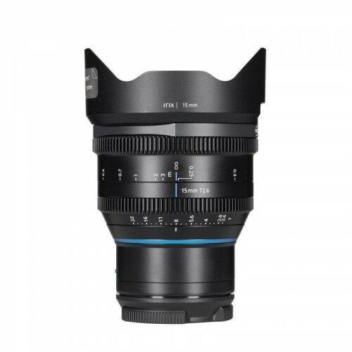 Irix Cine 15mm T2.6 do Nikon Z Imperial