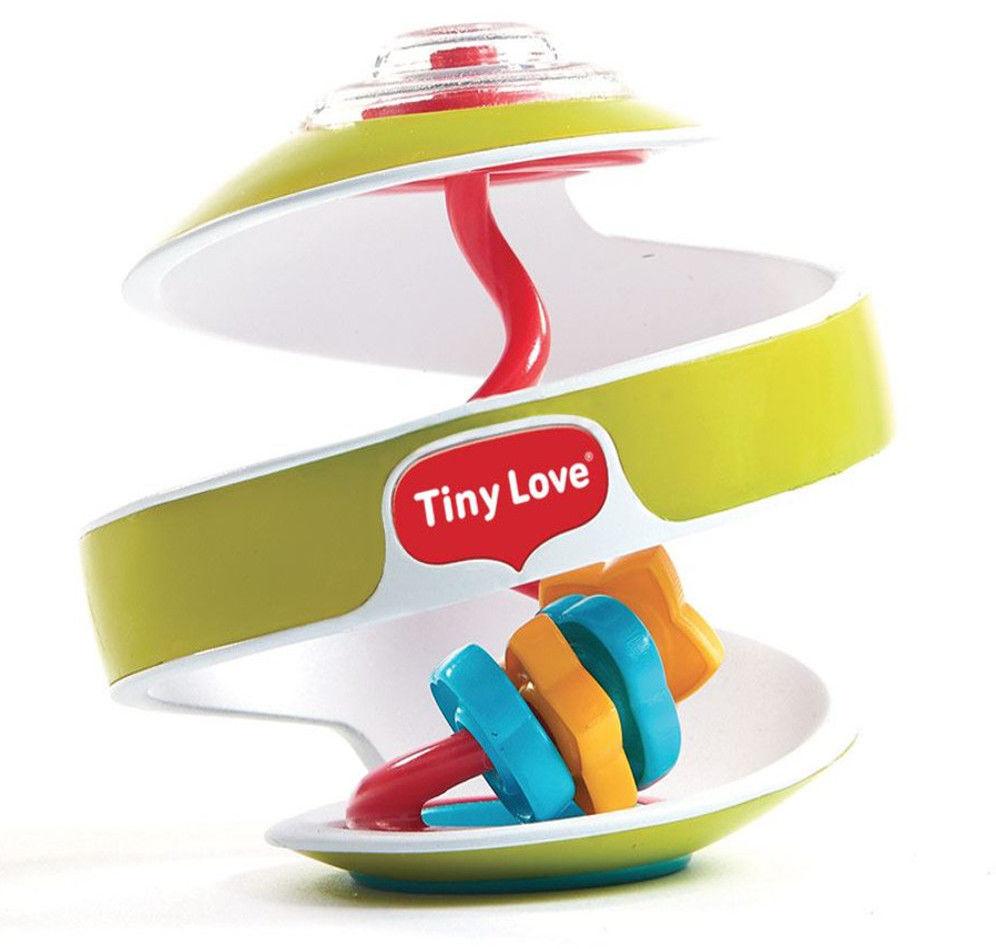 Tiny Love Spiralka sensoryczna Inspiral Labirynt - zielony