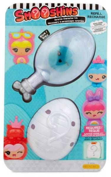 Smooshins Surprise Character Kit Blue - MGA