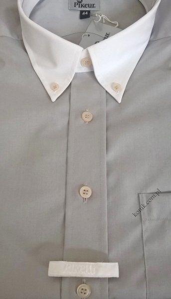 Koszula konkursowa na krótki rękaw męska - PIKEUR