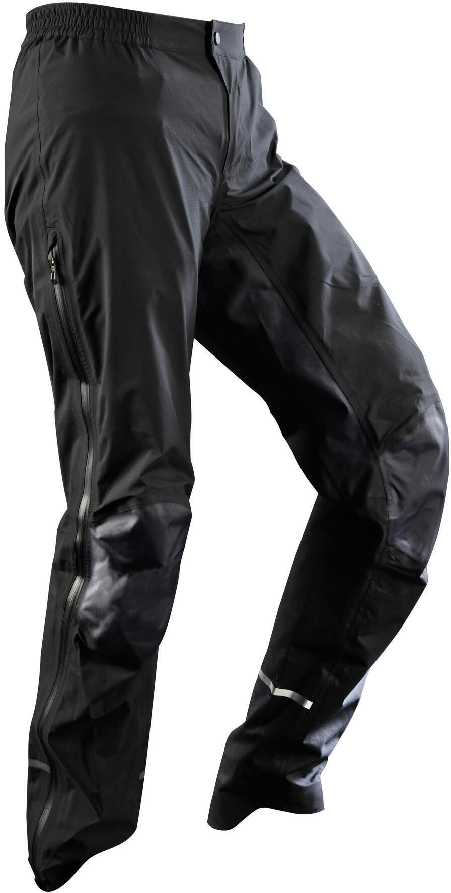 Ochraniacze Przeciwdeszczowe Spodni Na Rower Miejski 900 Męskie
