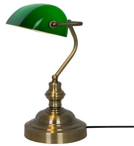 Lampa stołowa Edes T110810 Zuma Line klasyczna oprawa w dekoracyjnym stylu