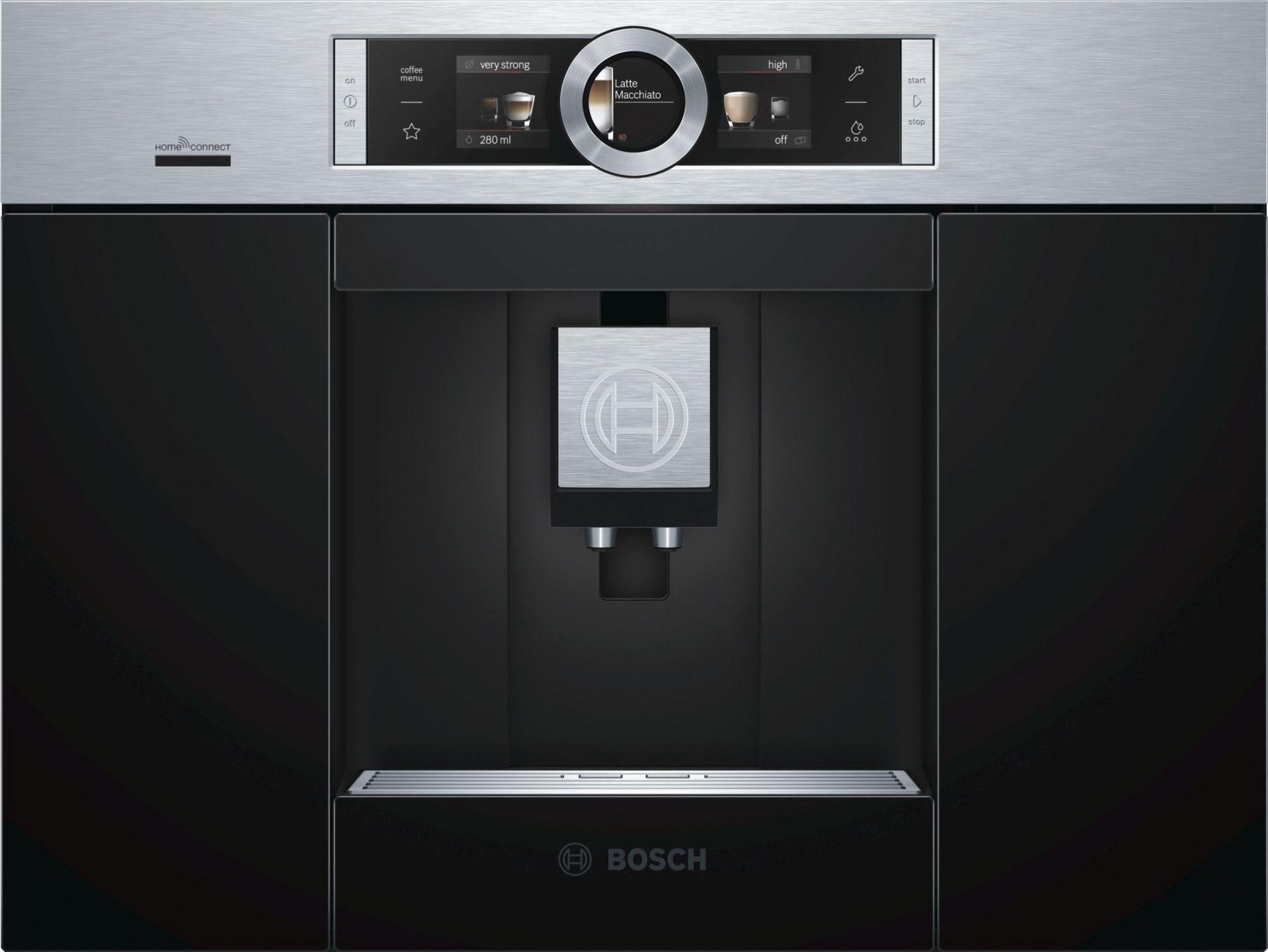 Ekspres Bosch CTL636ES6 Home Connect I tel. (22) 266 82 20 I Raty 0 % I kto pyta płaci mniej I Płatności online !
