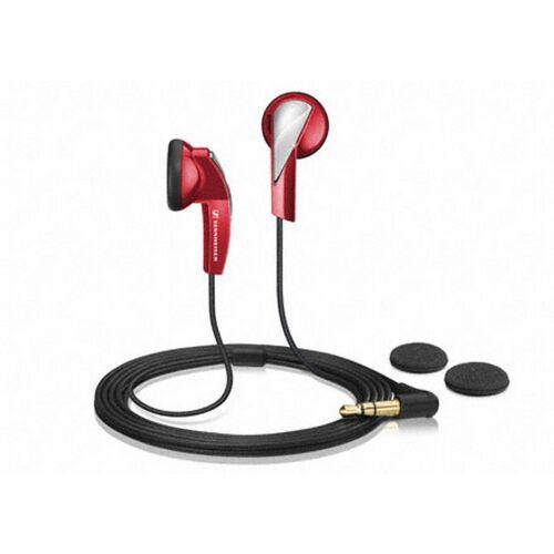 Słuchawki douszne Sennheiser MX 365, czerwone