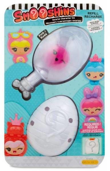Smooshins Surprise Character Kit Pink - MGA