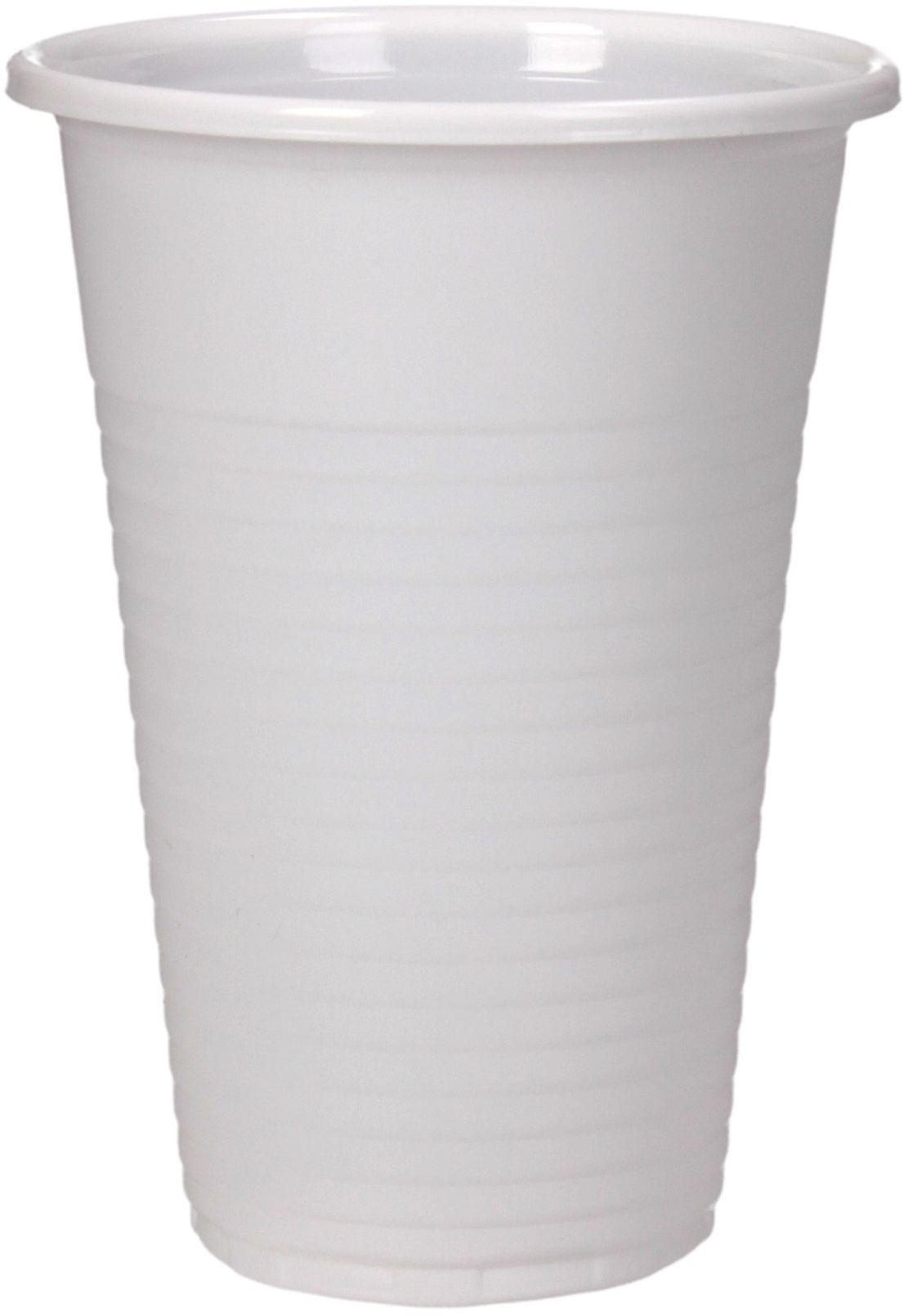 Kubek napój zimny 200ml biały (100)