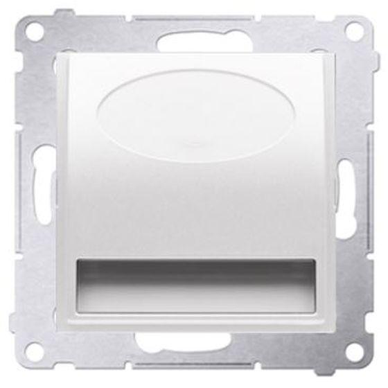 Simon 54 Oprawa oświetleniowa LED 230V biały DOS.01/11