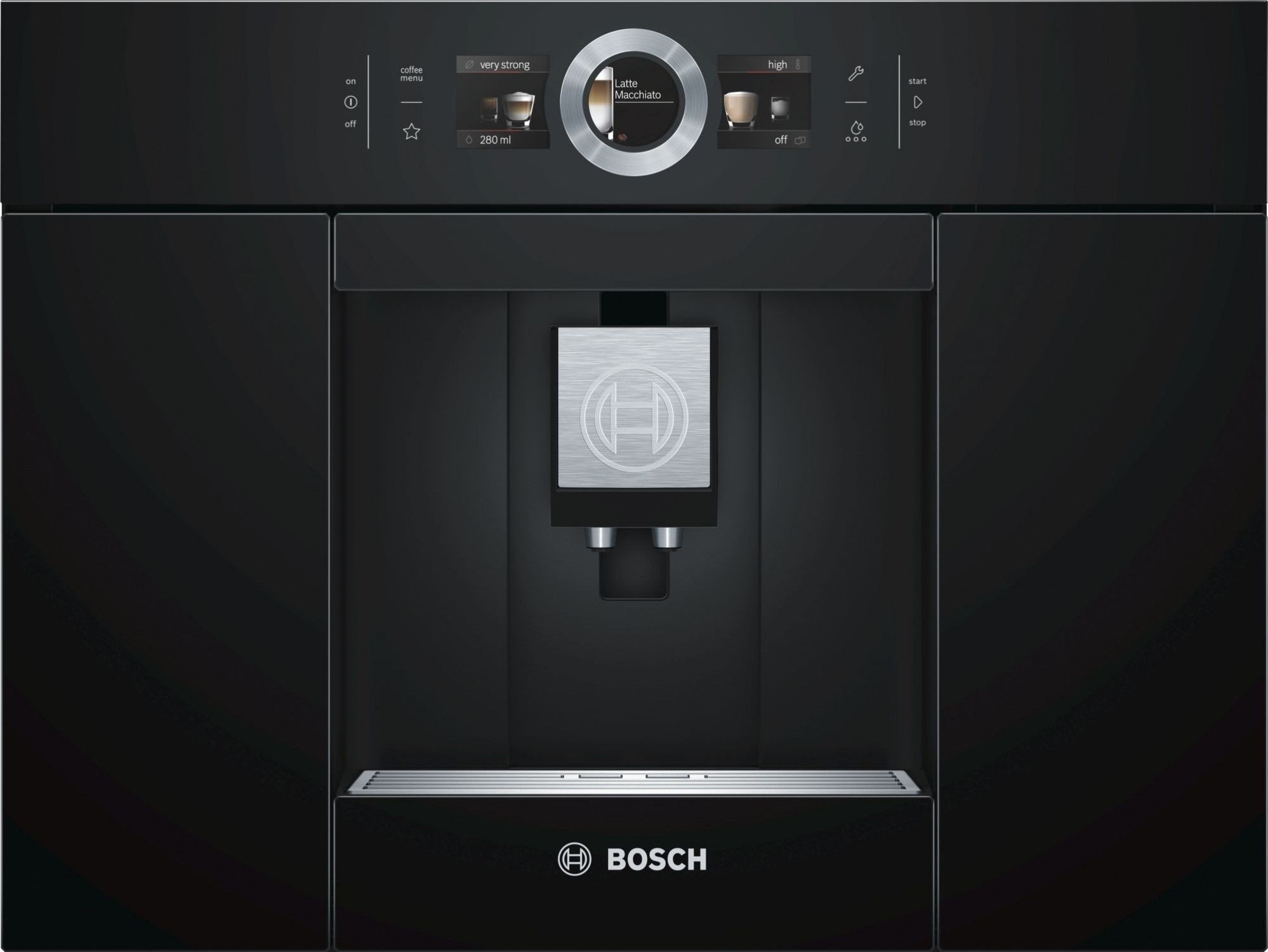 Ekspres Bosch CTL636EB6, I tel. (22) 266 82 20 I Raty 0 % I kto pyta płaci mniej I Płatności online !