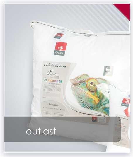 Poduszka termoaktywna Synthetic Exclusive Outlast AMZ