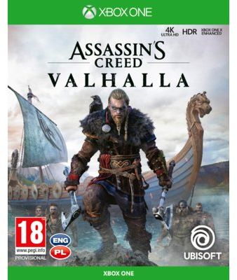 Gra Xbox One Assassin s Creed Valhalla