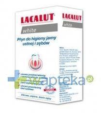 Lacalut White Płyn do higieny jamy ustnej 300 ml