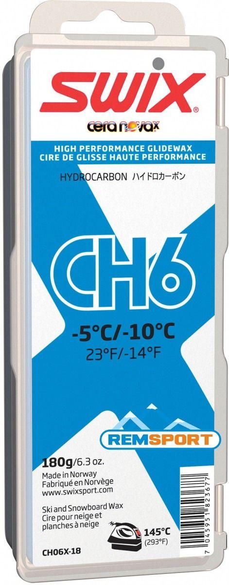 Smar CH6X Blue 180g SWIX