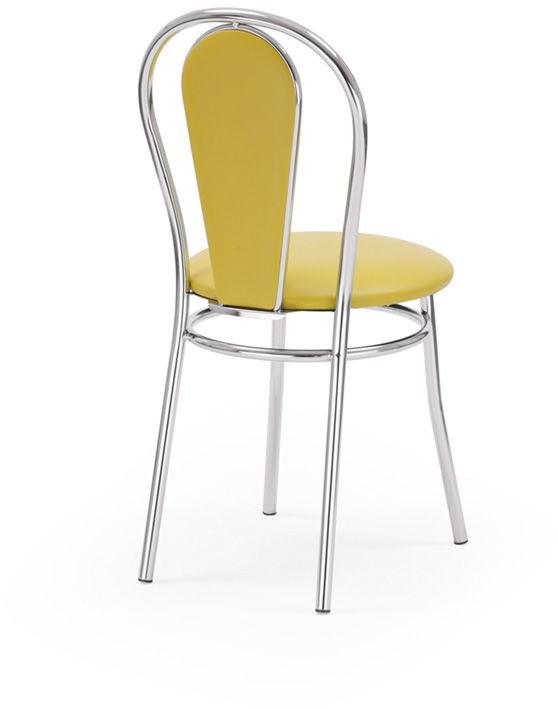 NOWY STYL Krzesło TULIPAN PLUS chrome # PROMO