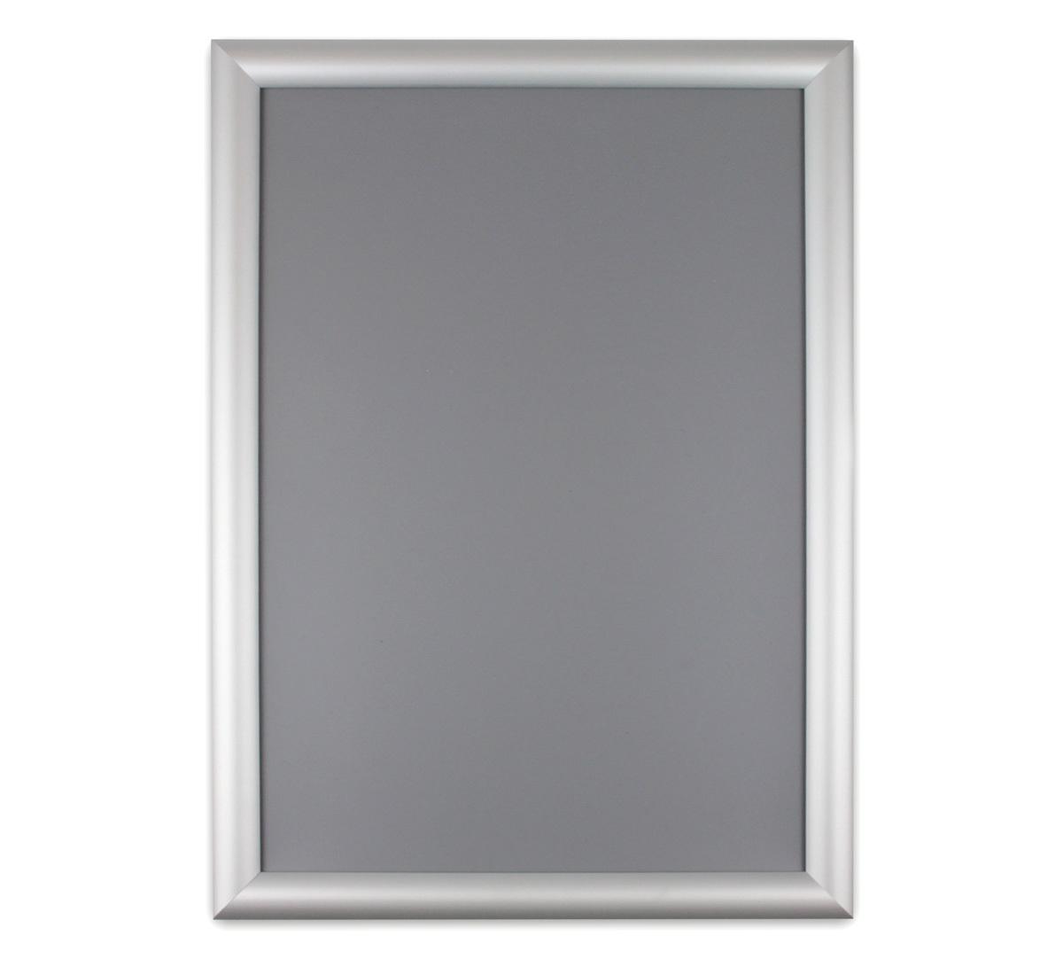 Ramka OWZ A3 plakatowa zatrzaskowa aluminiowa