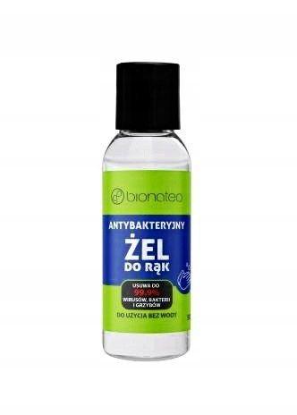 Żel antybakteryjny do dezynfekcji rąk 70%alk 50ml