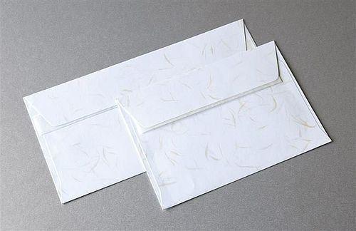 Koperta DL 110x220mm WIATR biała 120g/m2 10szt. /280106/