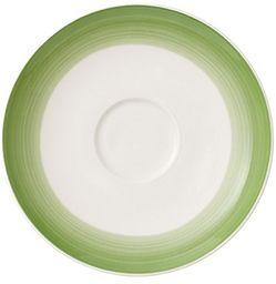 Villeroy & Boch Colourful Life Green Apple filiżanka do espresso/mokka, porcelana premium, biała, 12 cm