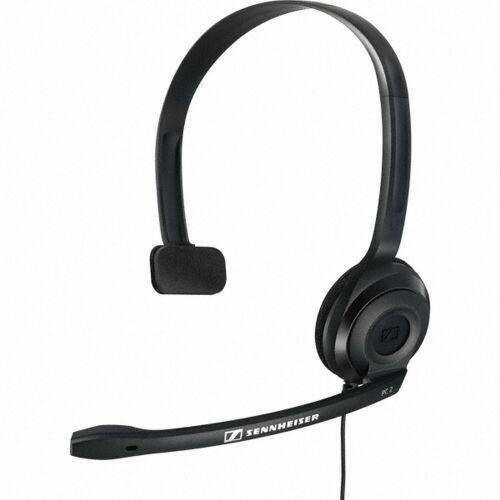 Słuchawki nagłowne z mikrofonem Sennheiser PC 21 II, czarne