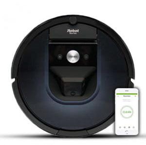 iRobot Roomba 981 -+ BEZPŁATNA 3-letnia GWARANCJA - Zobacz i testuj robota na żywo w naszym sklepie w Warszawie lub wysyłka w 24h!