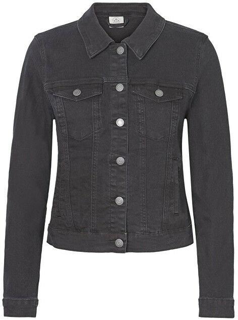 Vero Moda czarny dżinsowa kurtka Hot Soya - L