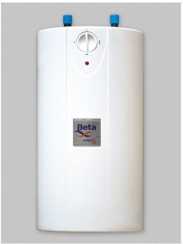 Elektromet pojemnościowy ogrzewacz wody Beta mini ciśnieniowy podumywalkowy 10l