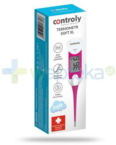 Controly Soft XL termometr elektroniczny 1 sztuka