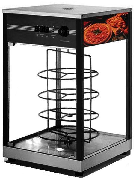 Witryna grzewcza na pizze 50-110 C 650W