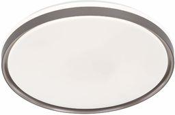 Fischer & Honsel Lampa sufitowa 1x LED 34W kolor cappuccino, akryl biały
