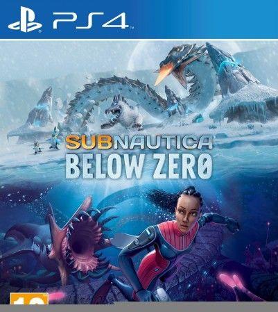 Subnautica Below Zero PS 4