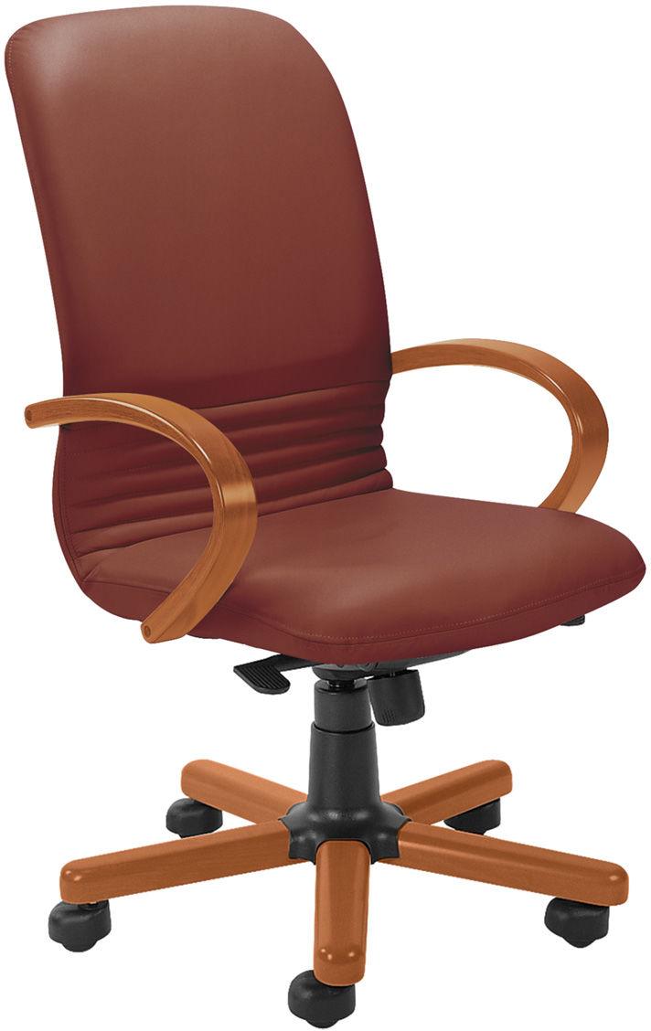 NOWY STYL Fotel gabinetowy MIRAGE extra z mechanizmem Tilt