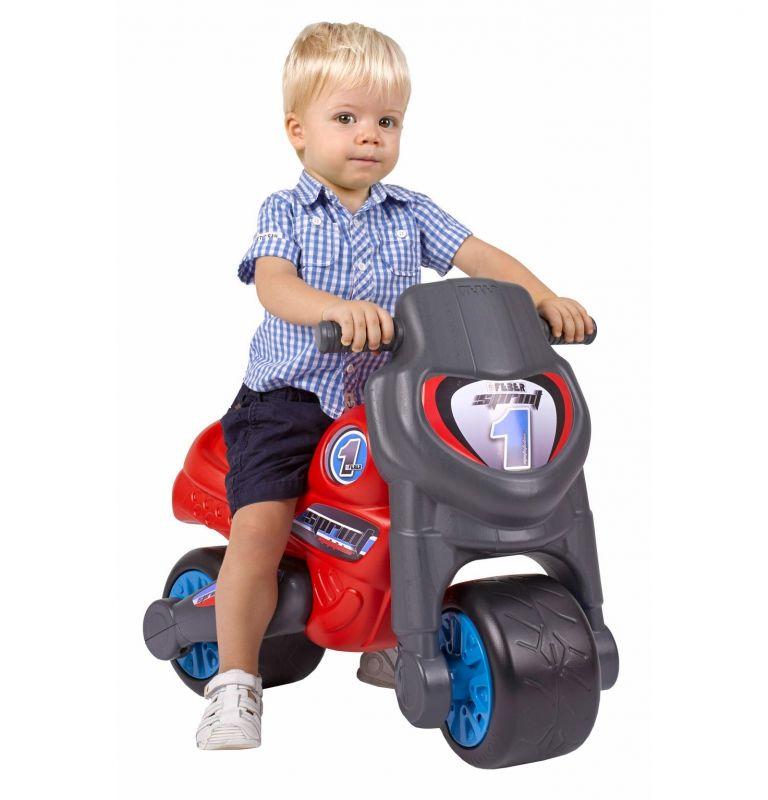 Jeździk Motor Feber Sprint Czerwony LK