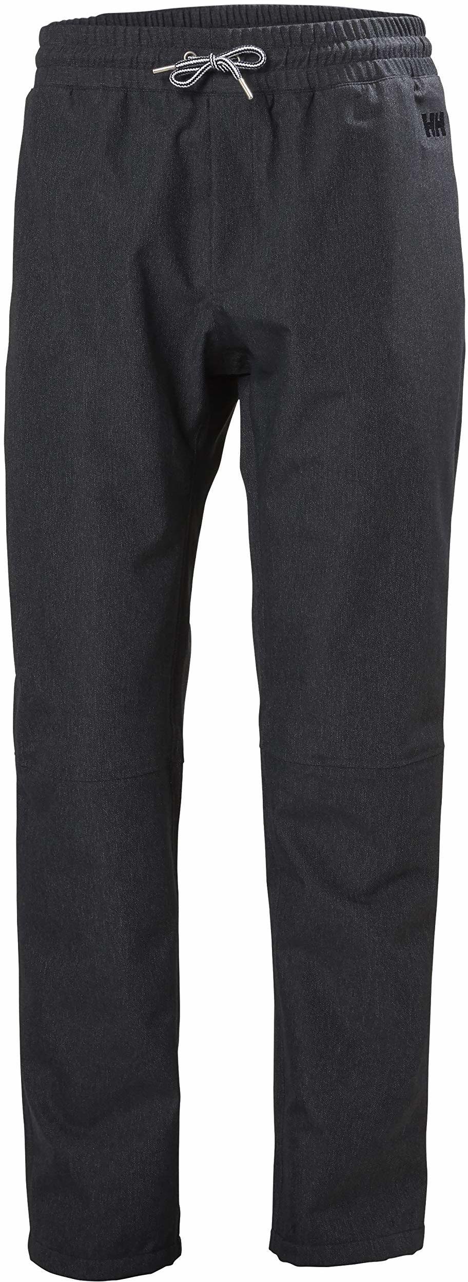 Helly Hansen Jpn Coach 3L męskie spodnie przeciwdeszczowe, granatowe Denim, XL