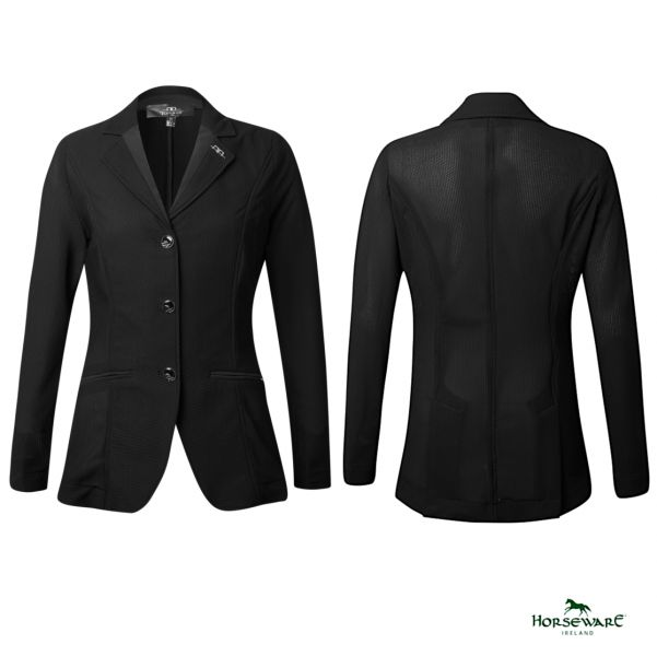 Marynarka damska AA Motion Lite Ladies Competition - HORSEWARE - black