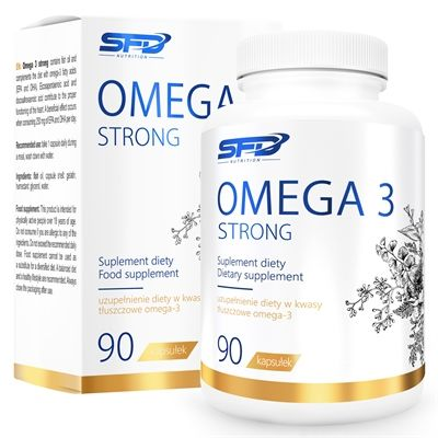 Omega 3 Strong 90softgels