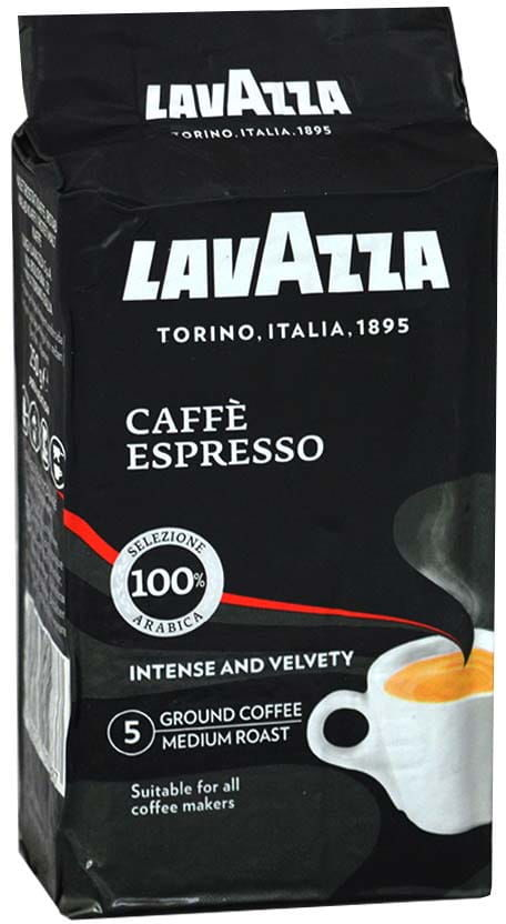 Lavazza Caffe Espresso 0,25 kg mielona